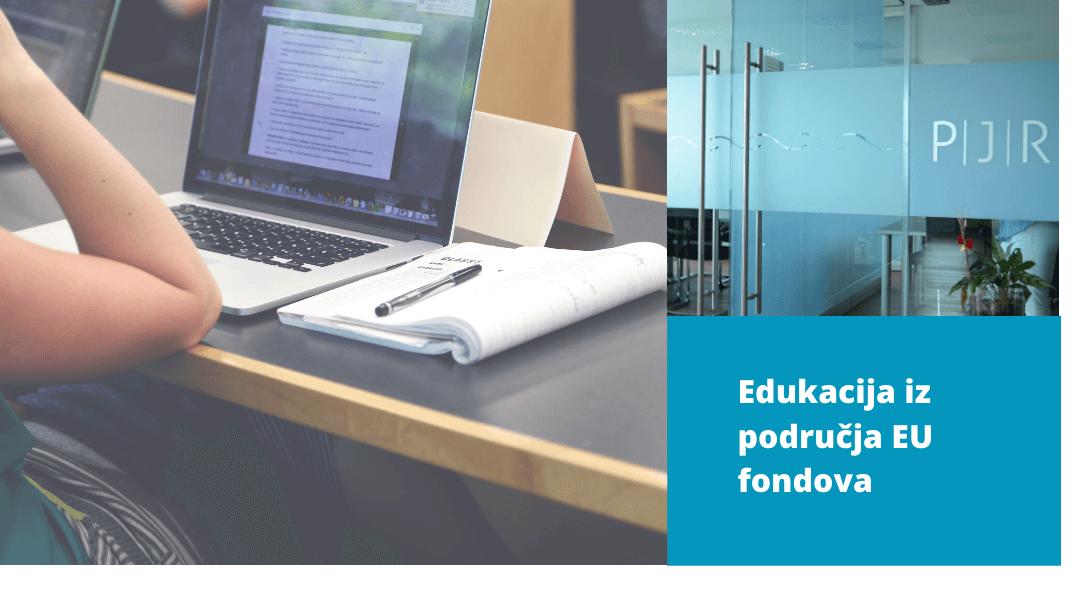 PJR edukacija EU fondovi